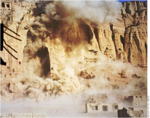 bamyan destruction