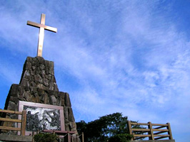 Gaspar's grave