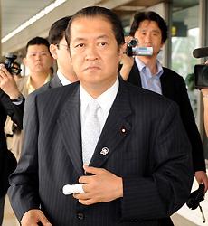 Hatoyama Kunio makes a political statement