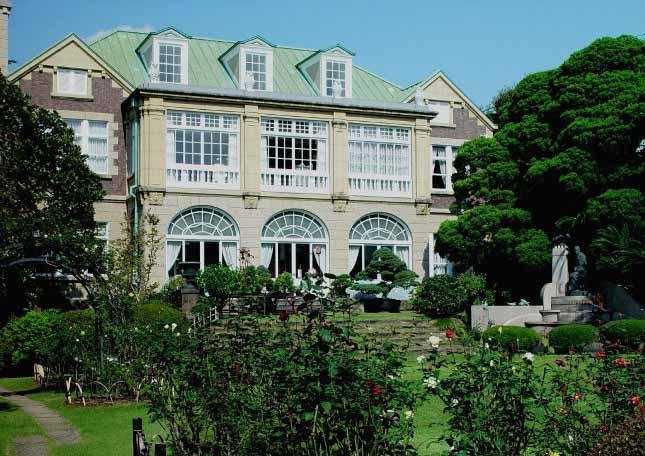 Hatoyama family mansion