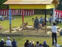 Nambu sumo in Morioka